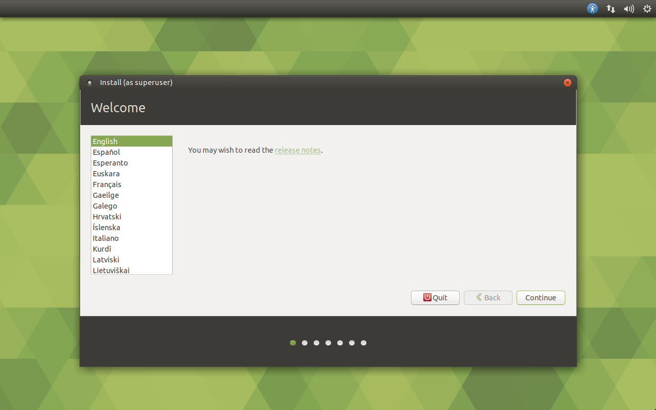 Ubuntu Mate 18 10: Installation and configuration | LimeSDR ru